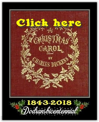 graphic about Christmas Carol Lyrics Printable Booklet named Charles Dickens A Xmas CAROL
